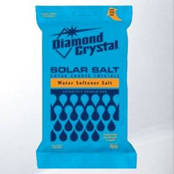 Bag of Diamond Crystal® Solar Salt Extra Course salt