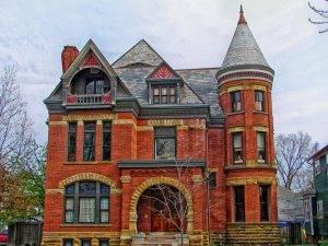 John Claus Peters House in Fort Wayne