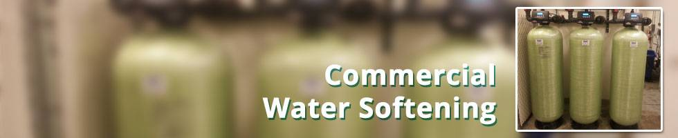 Besco commercial water softener