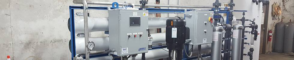 Commercial and Industrial Water Purification